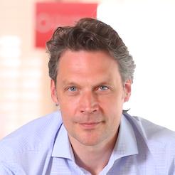 Sebastian Borek, Gründer Founders Foundation