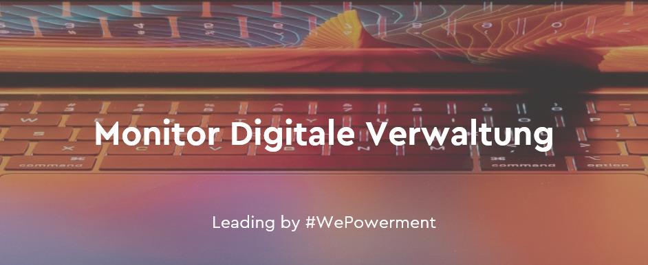 Monitor Digitale Verwaltung