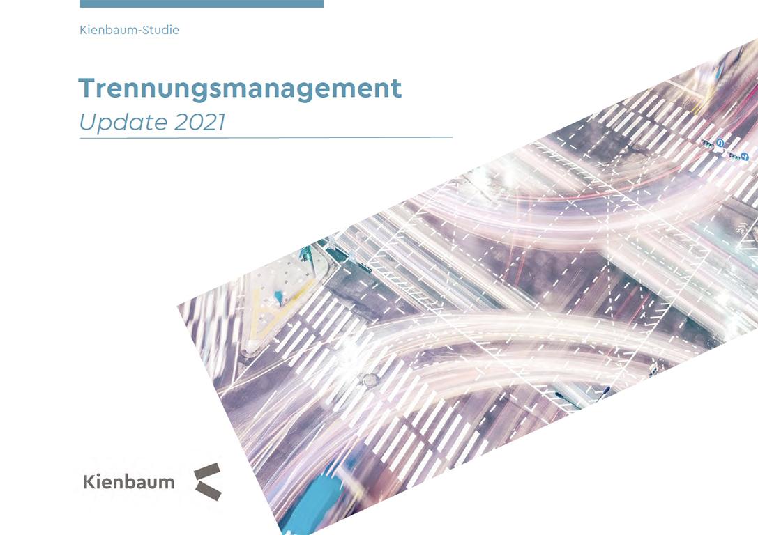 Kienbaum Studie Trennungsmanagement - Update 2021