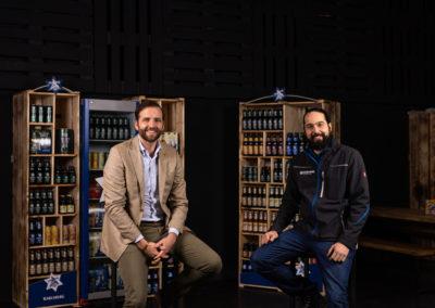 Podcast Episode 12 Christian Weber & Fabian Kienbaum